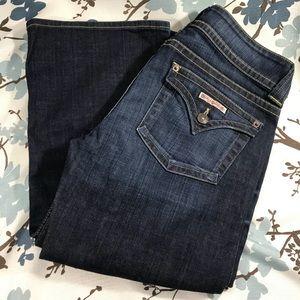 Hudson signature boot cut jeans GUC